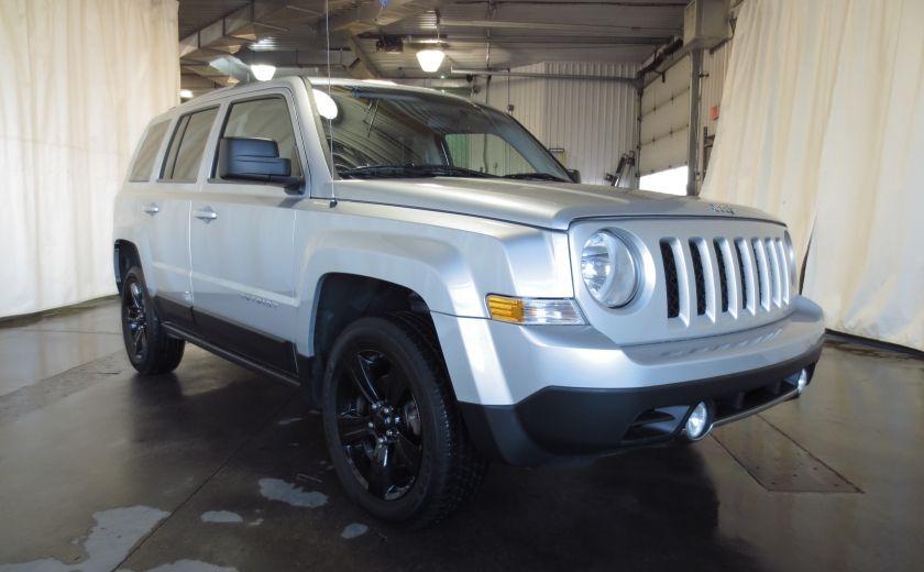 2013 Jeep Patriot 4WD CUIR TOIT SIEGES CHAUFFANTS Hitch #0