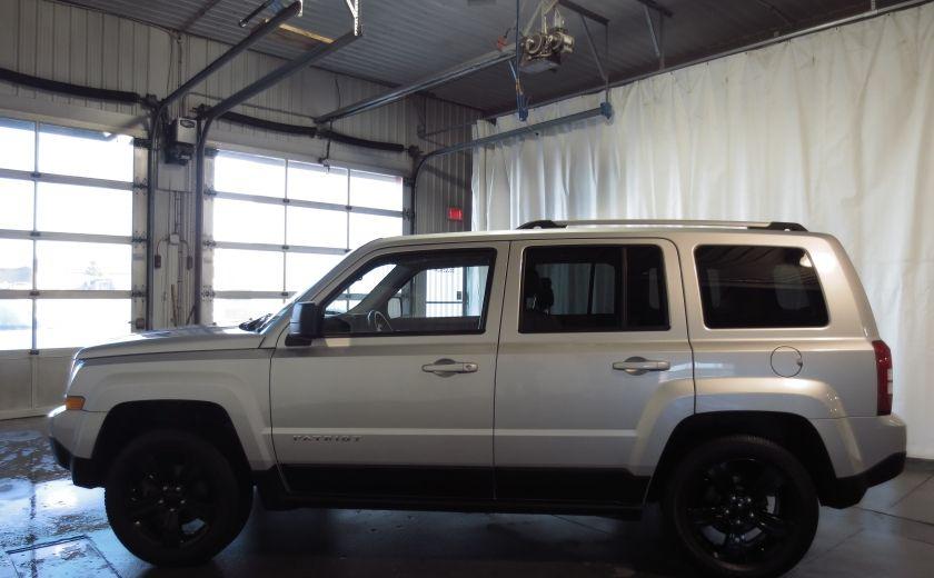 2013 Jeep Patriot 4WD CUIR TOIT SIEGES CHAUFFANTS Hitch #3