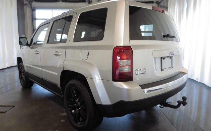 2013 Jeep Patriot 4WD CUIR TOIT SIEGES CHAUFFANTS Hitch #4