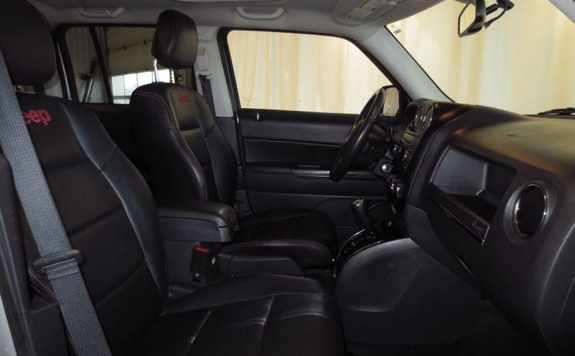 2013 Jeep Patriot 4WD CUIR TOIT SIEGES CHAUFFANTS Hitch #18