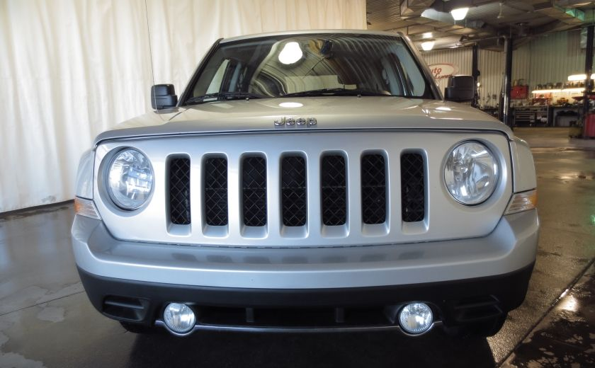 2013 Jeep Patriot 4WD CUIR TOIT SIEGES CHAUFFANTS Hitch #1