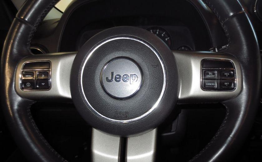 2013 Jeep Patriot 4WD CUIR TOIT SIEGES CHAUFFANTS Hitch #23