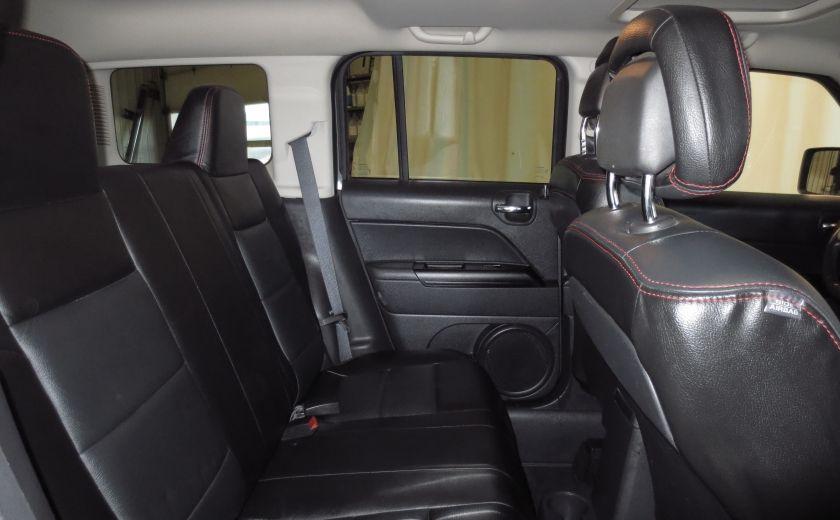 2013 Jeep Patriot 4WD CUIR TOIT SIEGES CHAUFFANTS Hitch #17