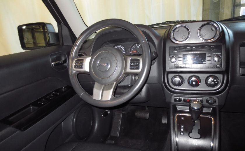 2013 Jeep Patriot 4WD CUIR TOIT SIEGES CHAUFFANTS Hitch #13