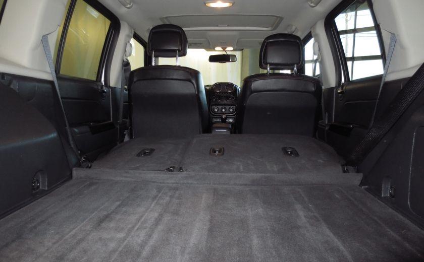 2013 Jeep Patriot 4WD CUIR TOIT SIEGES CHAUFFANTS Hitch #27