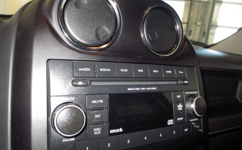 2013 Jeep Patriot 4WD CUIR TOIT SIEGES CHAUFFANTS Hitch #30