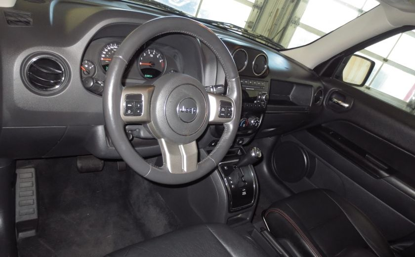 2013 Jeep Patriot 4WD CUIR TOIT SIEGES CHAUFFANTS Hitch #9