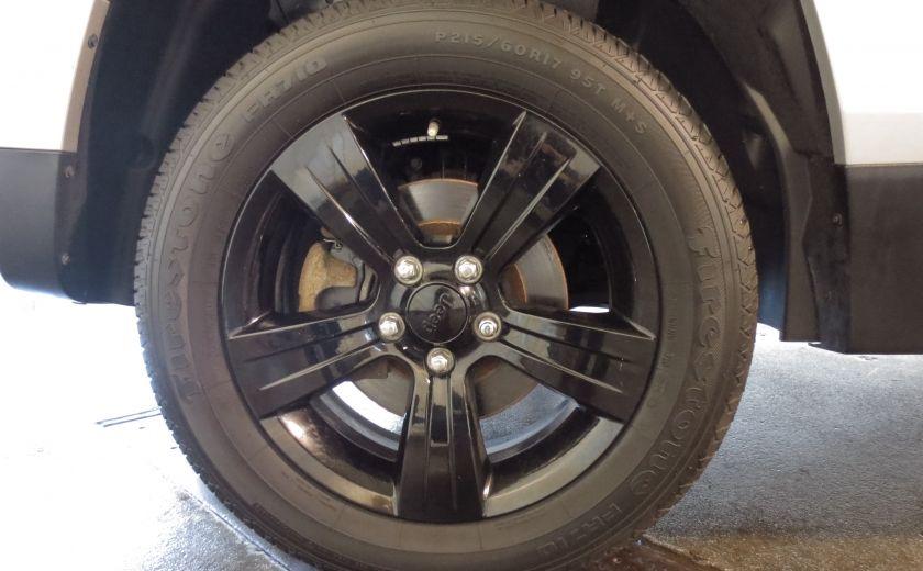 2013 Jeep Patriot 4WD CUIR TOIT SIEGES CHAUFFANTS Hitch #33