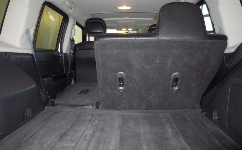 2013 Jeep Patriot 4WD CUIR TOIT SIEGES CHAUFFANTS Hitch #26