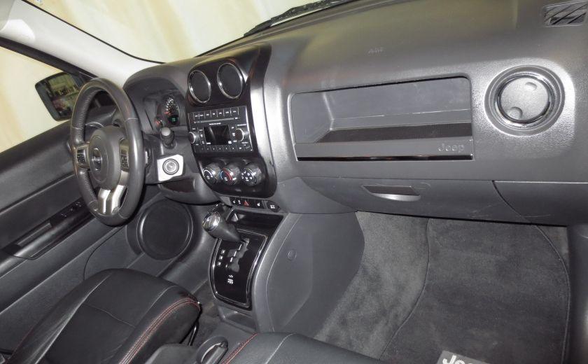 2013 Jeep Patriot 4WD CUIR TOIT SIEGES CHAUFFANTS Hitch #10