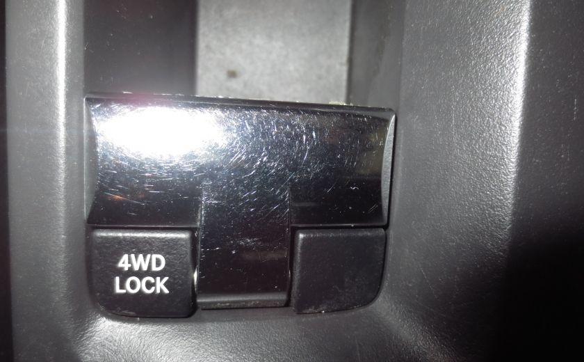 2013 Jeep Patriot 4WD CUIR TOIT SIEGES CHAUFFANTS Hitch #32