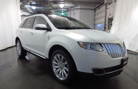 2013 Lincoln MKX AWD CUIR TOIT NAVI 3.7L ROUES 20'' in New Richmond