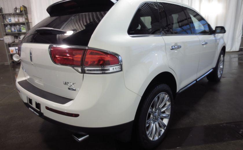 2013 Lincoln MKX AWD CUIR TOIT NAVI 3.7L ROUES 20'' #6