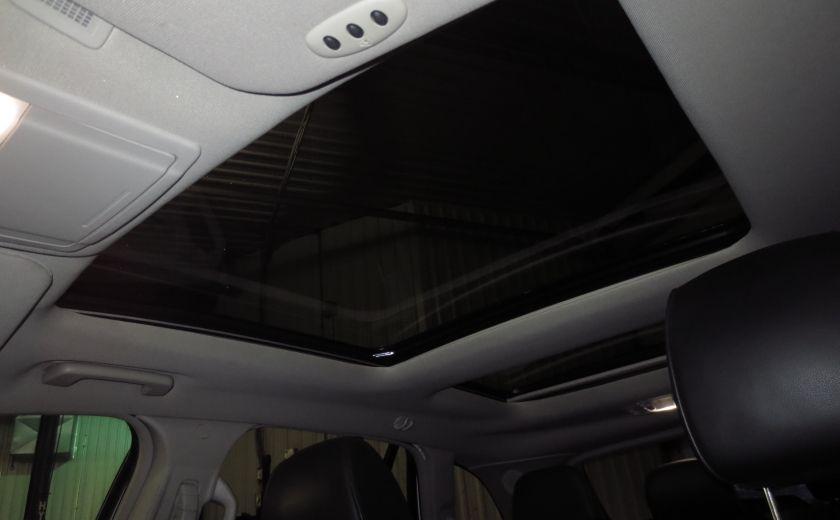 2013 Lincoln MKX AWD CUIR TOIT NAVI 3.7L ROUES 20'' #22