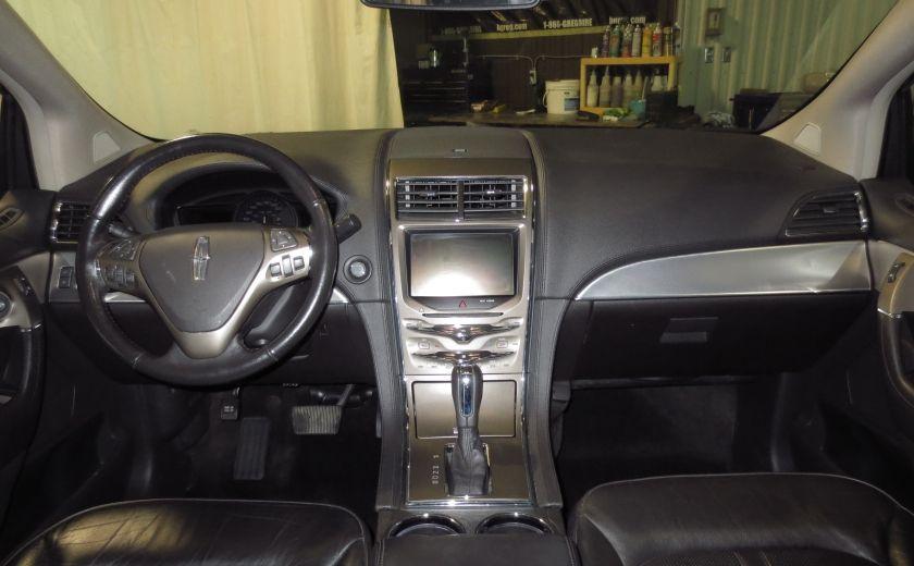 2013 Lincoln MKX AWD CUIR TOIT NAVI 3.7L ROUES 20'' #17