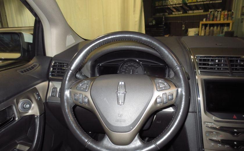 2013 Lincoln MKX AWD CUIR TOIT NAVI 3.7L ROUES 20'' #18