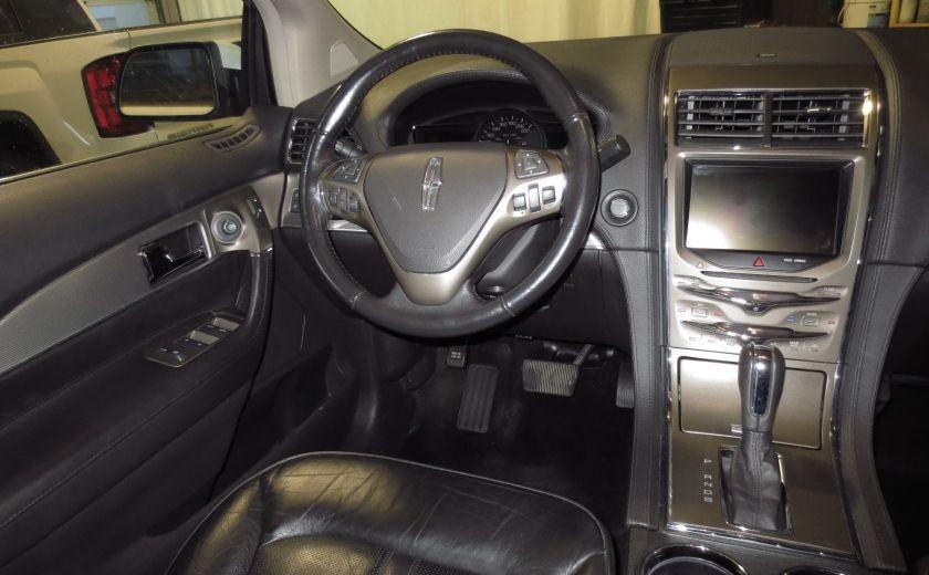 2013 Lincoln MKX AWD CUIR TOIT NAVI 3.7L ROUES 20'' #15