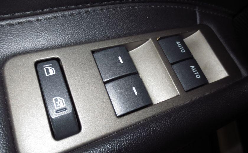 2013 Lincoln MKX AWD CUIR TOIT NAVI 3.7L ROUES 20'' #9