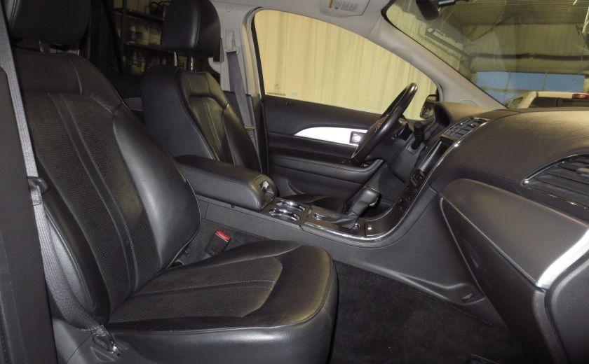 2013 Lincoln MKX AWD CUIR TOIT NAVI 3.7L ROUES 20'' #13