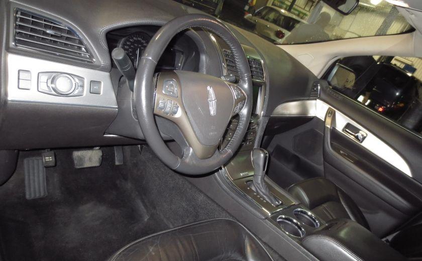 2013 Lincoln MKX AWD CUIR TOIT NAVI 3.7L ROUES 20'' #8