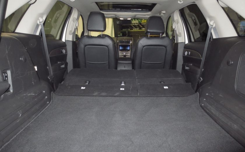 2013 Lincoln MKX AWD CUIR TOIT NAVI 3.7L ROUES 20'' #25