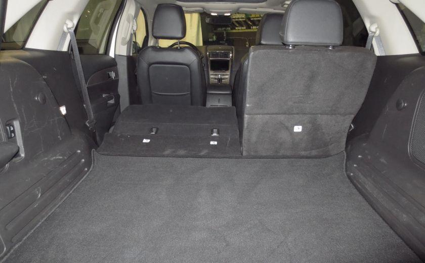 2013 Lincoln MKX AWD CUIR TOIT NAVI 3.7L ROUES 20'' #24