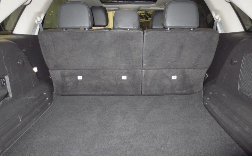 2013 Lincoln MKX AWD CUIR TOIT NAVI 3.7L ROUES 20'' #23