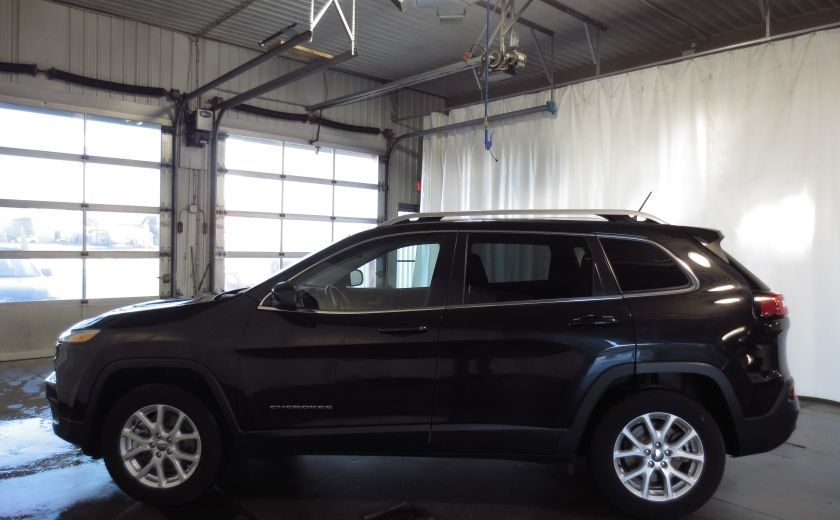 2015 Jeep Cherokee North 4WD BLUETOOTH UCONNECT #3
