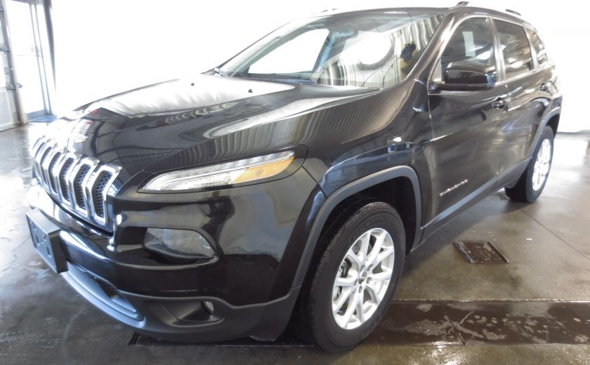 2015 Jeep Cherokee North 4WD BLUETOOTH UCONNECT #2