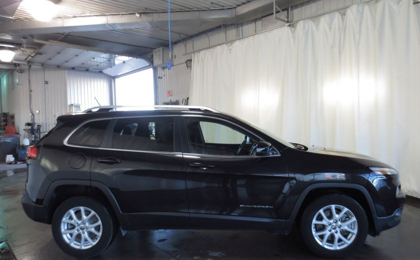 2015 Jeep Cherokee North 4WD BLUETOOTH UCONNECT #7