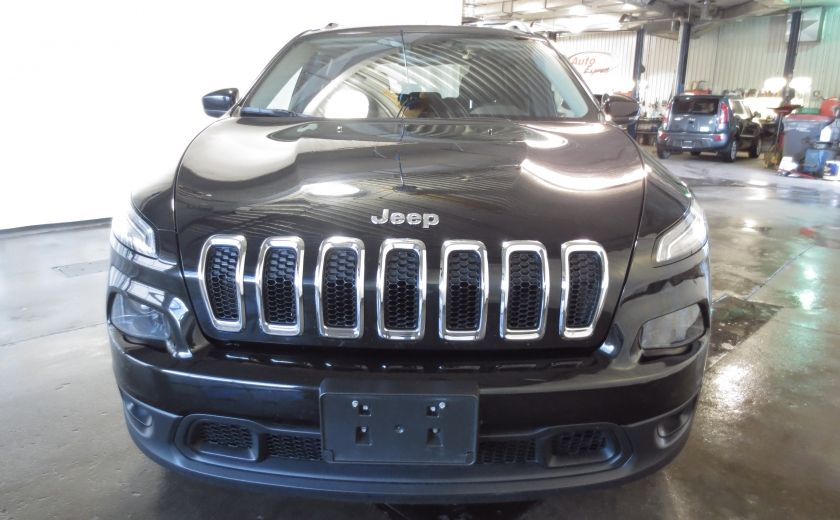 2015 Jeep Cherokee North 4WD BLUETOOTH UCONNECT #1