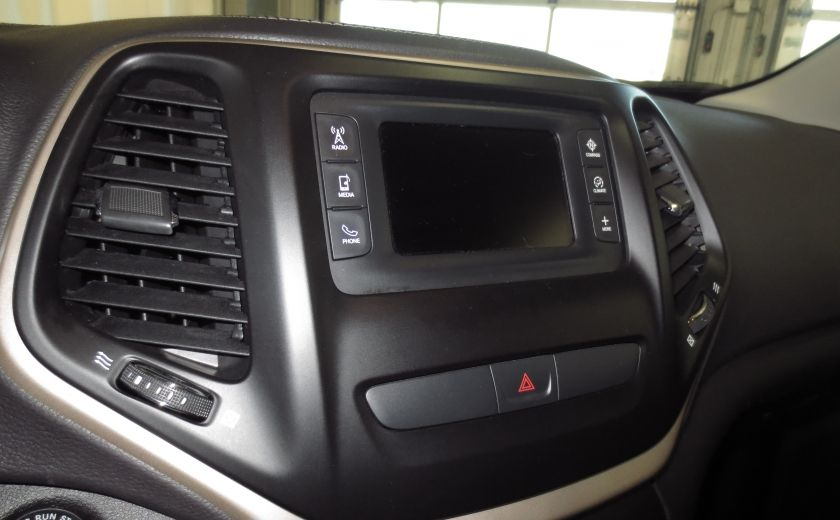 2015 Jeep Cherokee North 4WD BLUETOOTH UCONNECT #23