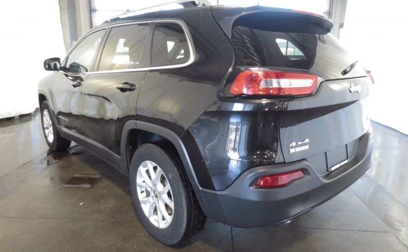 2015 Jeep Cherokee North 4WD BLUETOOTH UCONNECT #4