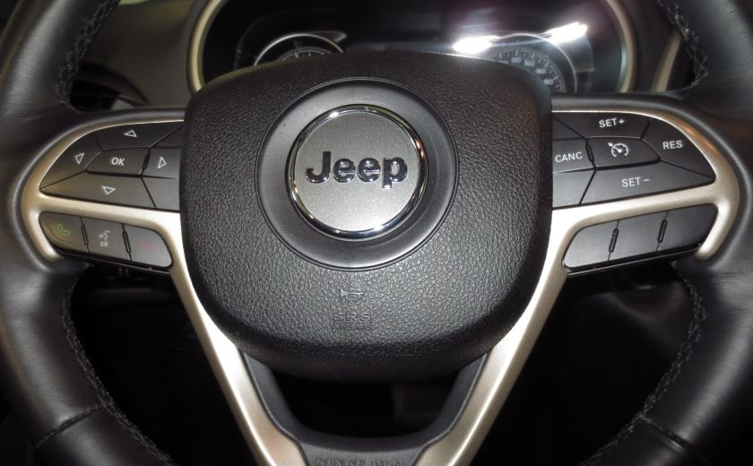 2015 Jeep Cherokee North 4WD BLUETOOTH UCONNECT #22