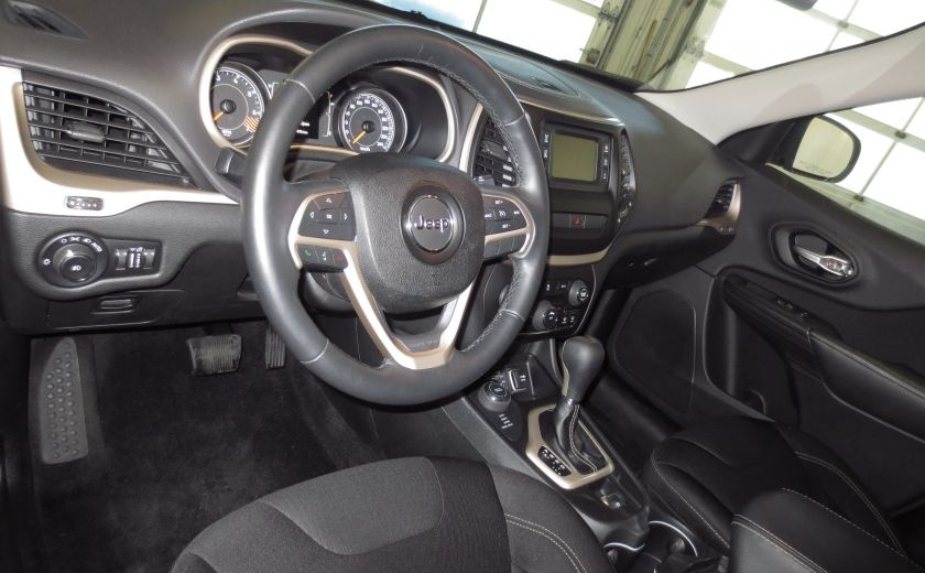 2015 Jeep Cherokee North 4WD BLUETOOTH UCONNECT #8