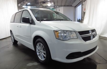 2013 Dodge GR Caravan SXT TV/DVD CAMERA CHAUFFAGE ARRIERE BLUETOOTH in Rimouski