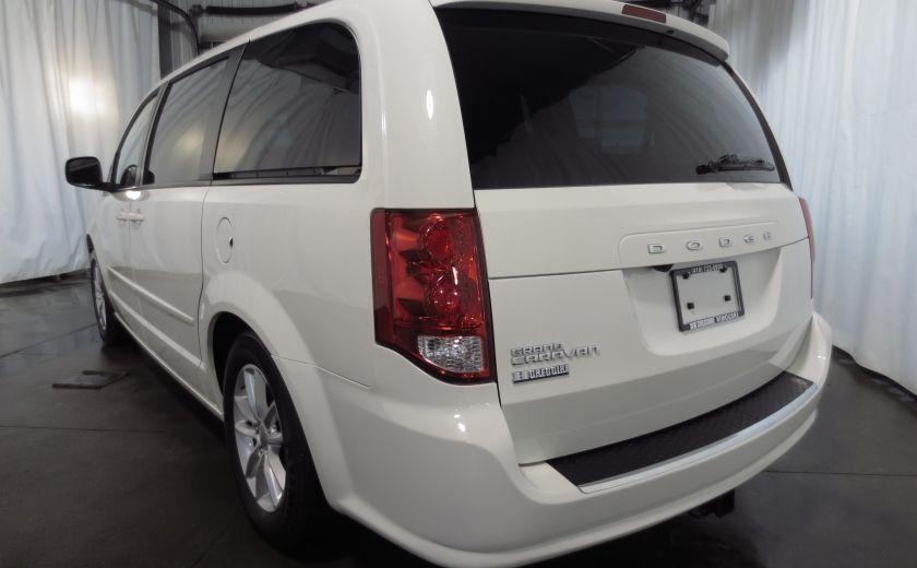 2013 Dodge GR Caravan SXT TV/DVD CAMERA CHAUFFAGE ARRIERE BLUETOOTH #4