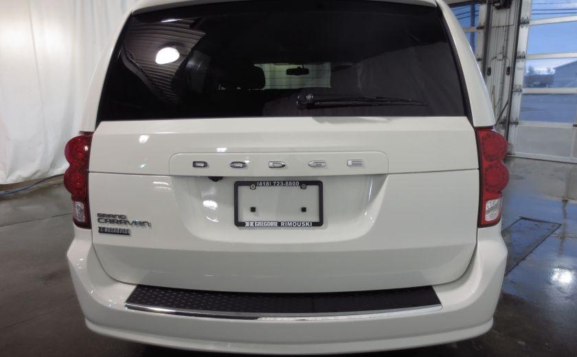 2013 Dodge GR Caravan SXT TV/DVD CAMERA CHAUFFAGE ARRIERE BLUETOOTH #5