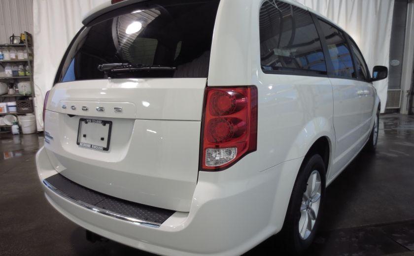 2013 Dodge GR Caravan SXT TV/DVD CAMERA CHAUFFAGE ARRIERE BLUETOOTH #6
