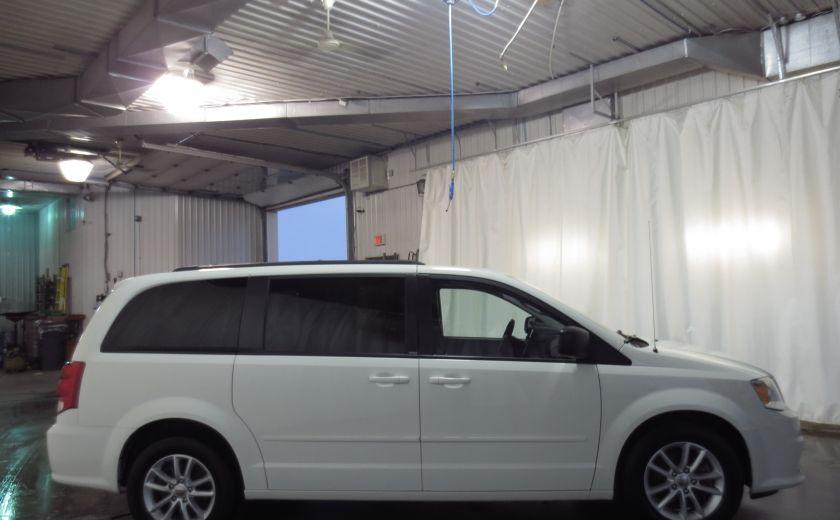 2013 Dodge GR Caravan SXT TV/DVD CAMERA CHAUFFAGE ARRIERE BLUETOOTH #7