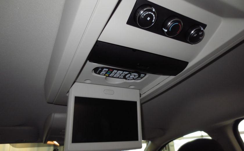 2013 Dodge GR Caravan SXT TV/DVD CAMERA CHAUFFAGE ARRIERE BLUETOOTH #28