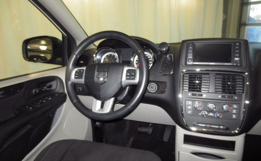 2013 Dodge GR Caravan SXT TV/DVD CAMERA CHAUFFAGE ARRIERE BLUETOOTH #16