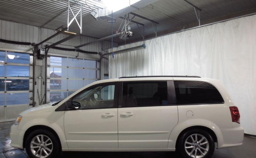 2013 Dodge GR Caravan SXT TV/DVD CAMERA CHAUFFAGE ARRIERE BLUETOOTH #3