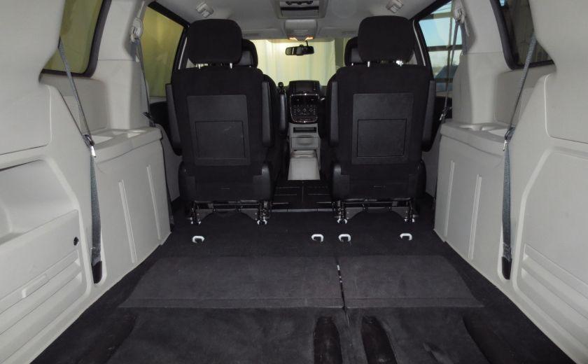 2013 Dodge GR Caravan SXT TV/DVD CAMERA CHAUFFAGE ARRIERE BLUETOOTH #25