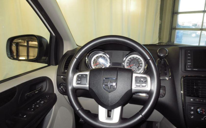 2013 Dodge GR Caravan SXT TV/DVD CAMERA CHAUFFAGE ARRIERE BLUETOOTH #19