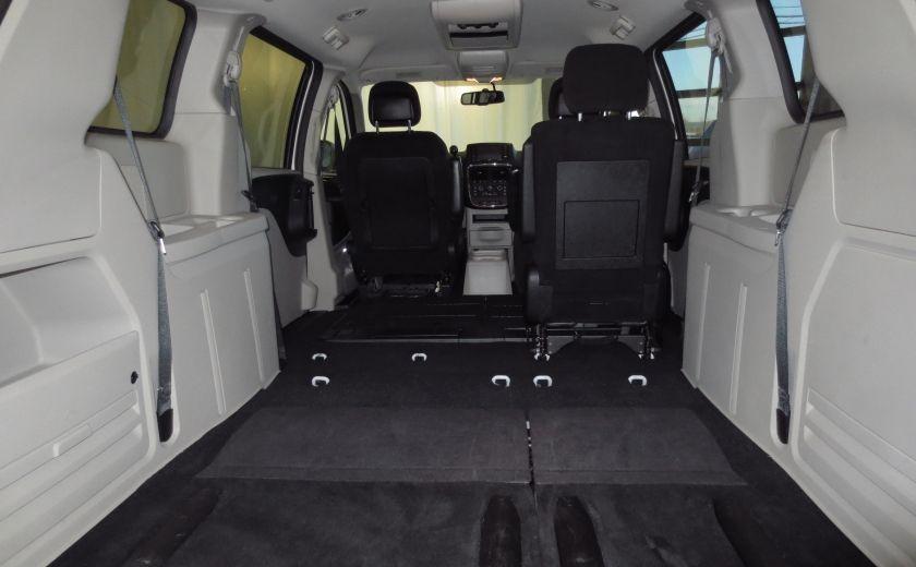 2013 Dodge GR Caravan SXT TV/DVD CAMERA CHAUFFAGE ARRIERE BLUETOOTH #26
