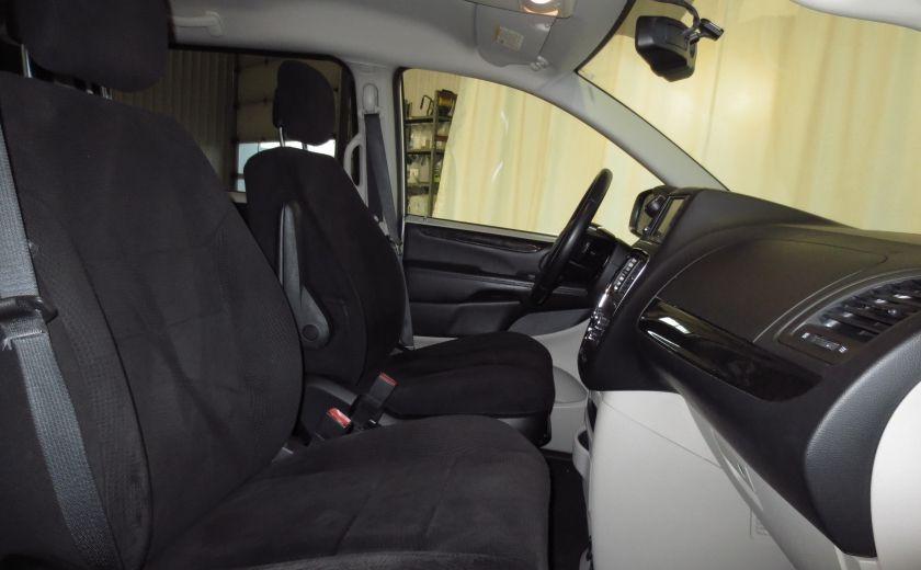 2013 Dodge GR Caravan SXT TV/DVD CAMERA CHAUFFAGE ARRIERE BLUETOOTH #14