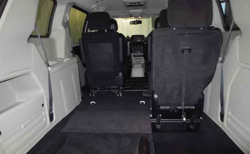 2013 Dodge GR Caravan SXT TV/DVD CAMERA CHAUFFAGE ARRIERE BLUETOOTH #24