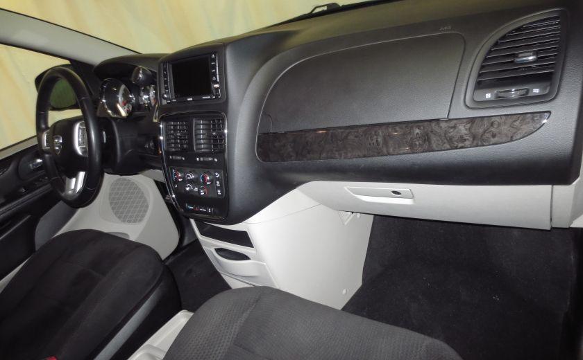 2013 Dodge GR Caravan SXT TV/DVD CAMERA CHAUFFAGE ARRIERE BLUETOOTH #13