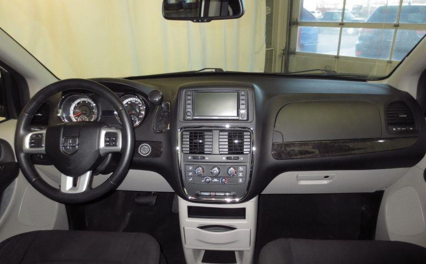 2013 Dodge GR Caravan SXT TV/DVD CAMERA CHAUFFAGE ARRIERE BLUETOOTH #18